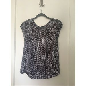 Zara Basic blouse